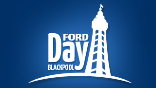 Ford Day show in Blackpool