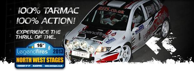 North West Stages Rally 2013